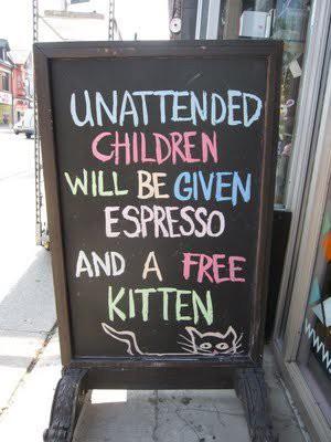 unwatched children